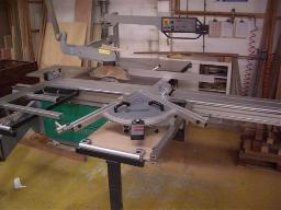Woodworking Panel Saw - Click To Enlarge